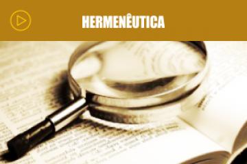 Seifa | Hermenêutica EAD